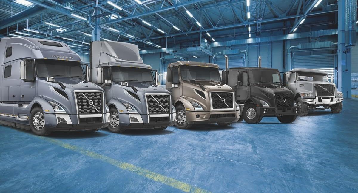 Consulter notre inventaire Volvo